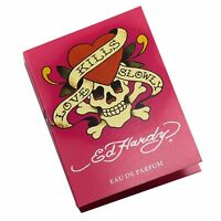 Ed Hardy Love Kills Slowly Eau De Parfum Fragrance Perfume Sample Size