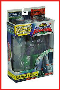 Transformers MEGATRON MEGASCF TF-09 Takara Super Collection Figure