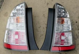 JDM-TOYOTA-PRIUS-2005-2009-XW20-NHW20-LH-RH-LEFT-amp-RIGHT-SET-TAILLIGHT-LAMPS-OEM