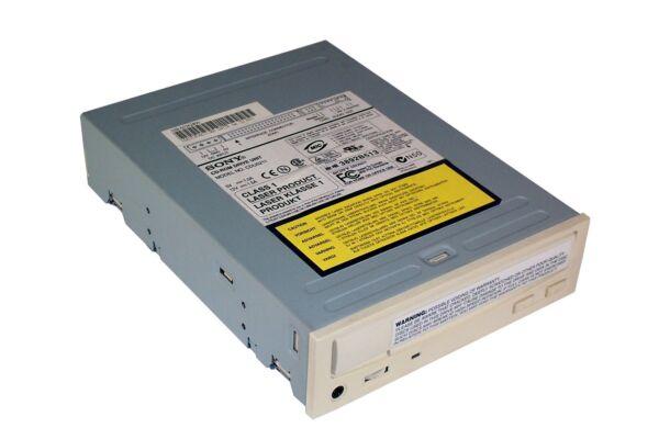 White SON CDU5211 52X IDE CD-ROM Drive