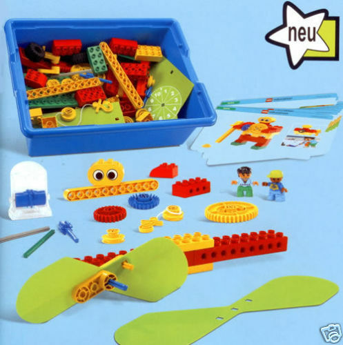 Lego Duplo Frühe Técnico Set 102 Piezas 9656 102 Elementos para Niños