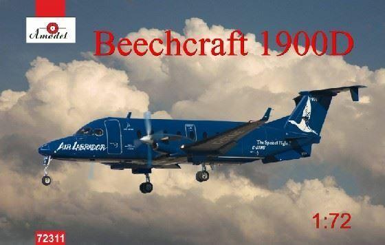 Amodel von Russland 1 72 Beechcraft 1900D US Luft Labrador Turboprop 72311