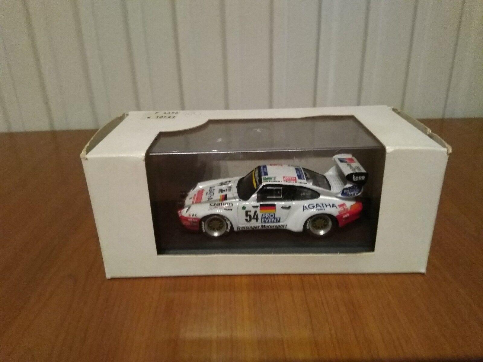Porsche 993 GT2 nr 54 OVP