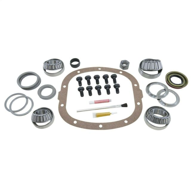 YK GM7.5-C Yukon Gear /& Axle Master Overhaul Kit for GM 7.5//7.625 Differential