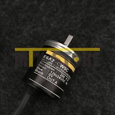 1pcs New Omron Incremental Rotary Encoder E6a2 Cw5c 200pr 12 24vdc E6a2cw5c