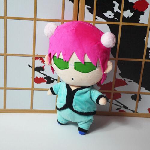 Anime saiki kusuo no psi nan Cosplay Doll Plush Stuffed Pillow Toy Boy Christmas