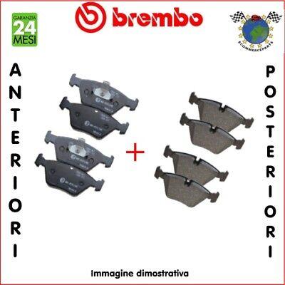 KIT PASTIGLIE FRENO ANTERIORE BREMBO OPEL MOKKA 1.4 LPG KW:103 2013/> P59077