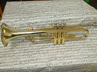Yamaha YTR 232 Trumpet with Case
