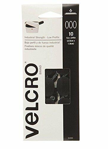 VELCRO Brand Industrial Strength FastenersLow Profile Thin Design