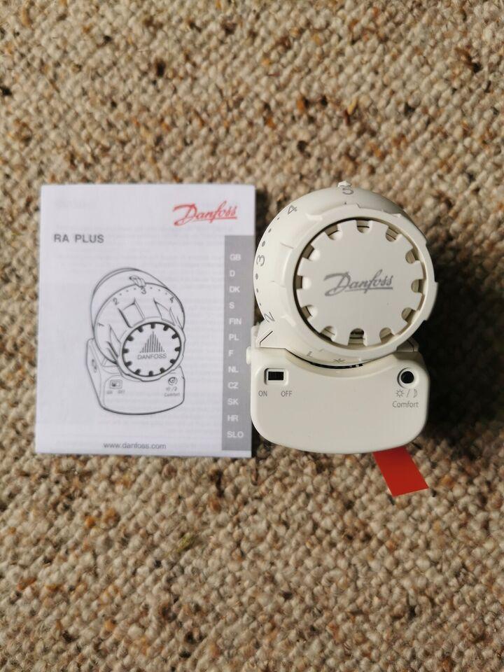 Radiator thermostat, Danfoss