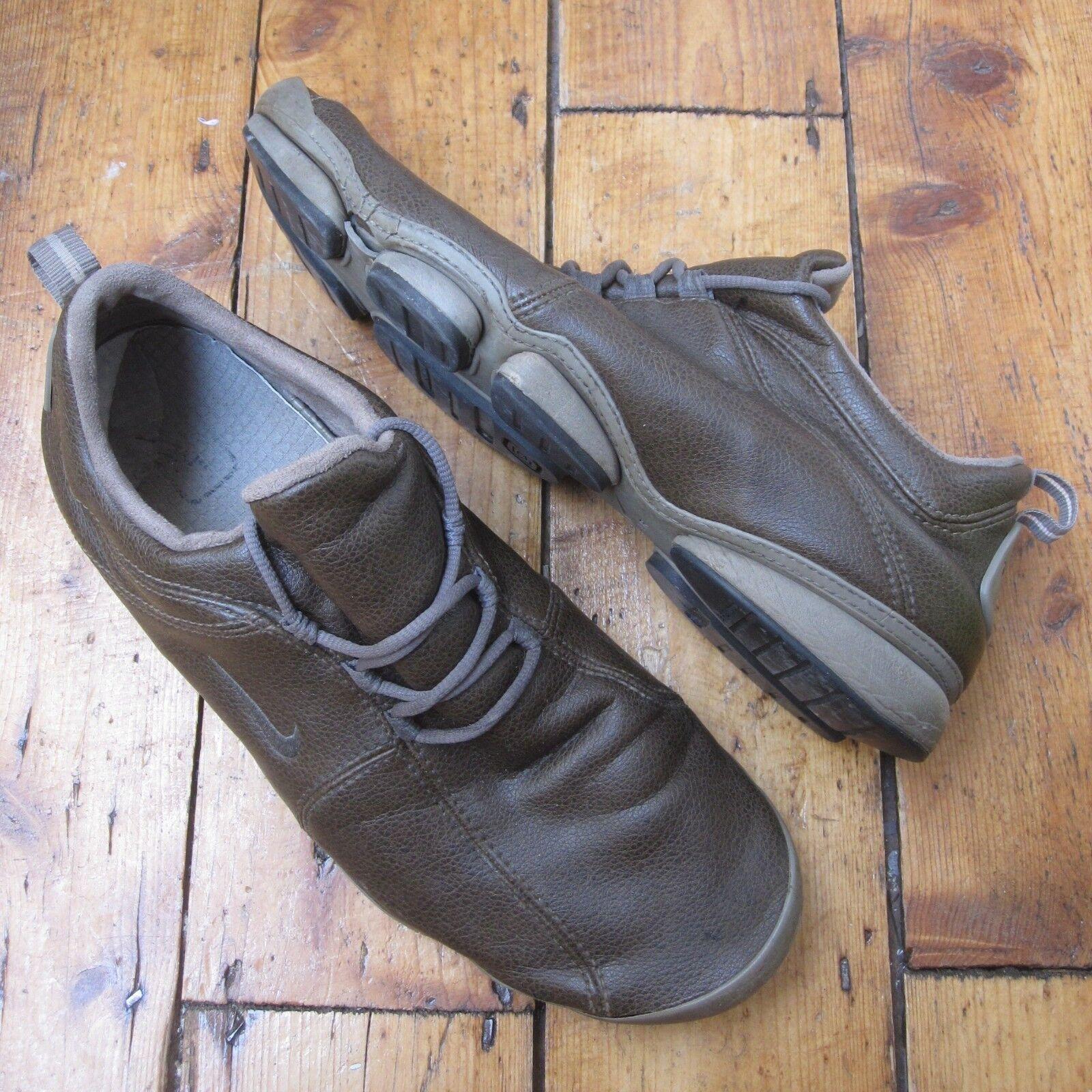 Nike Air presto Vintage 2018 Marrón zapatos Leather Trainers comodo baratos zapatos Marrón de mujer zapatos de mujer 1733fa