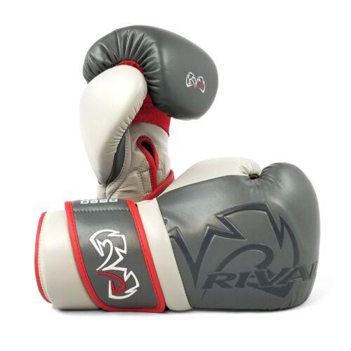 Rival Boxing Bag Guanti RB80 Grigio Impulse