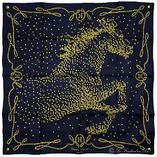 "§§§ foulard scarf carré Hermès neuf new  "" Cheval Légende "" §§§"