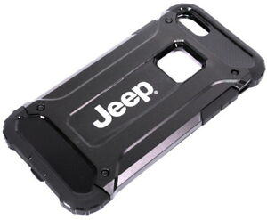 pretty nice 9f38f bbd94 Details about Jeep Phone iPhone 7 8 ShockProof Case Heavy Duty New Genuine  6002350333