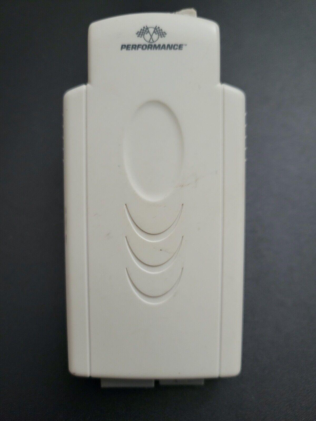 Performance White Sega Dreamcast Tremor Rumble PaK Pack Good Condition