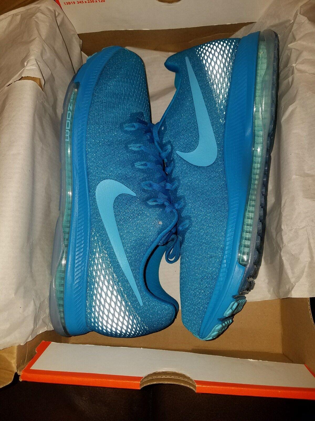 Nike zoom aus niedrigen -  blauen orbit orbit blauen / Blau fury / polarisierten blau 78670406 11,5 85756e