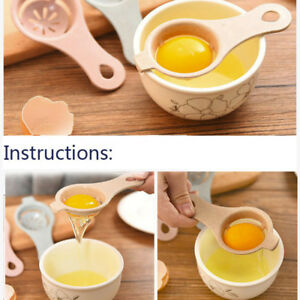 Egg-Yolk-Separator-Tool-Easy-Cooking-White-Sieve-Plastic-Kitchen-Gadget-Colorful
