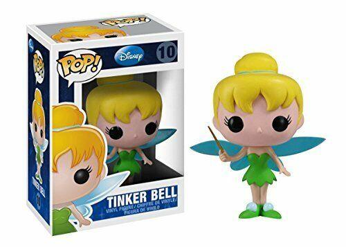 Peter Pan Tinker Bell Pop! Disney Pop Vinyl Figure Funko 2351