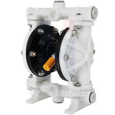 Double Diaphragm Pump 13gpm Air Operated 12inch Outlet Air Operated Petroleum