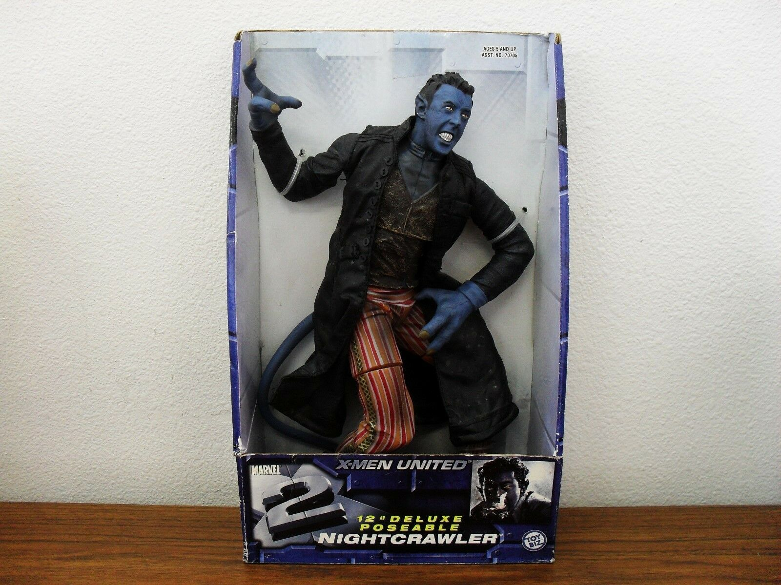 X - men united nightcrawler.