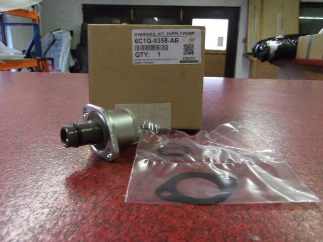 FORD TRANSIT INJECTOR PUMP SUCTION CONTROL VALVE 2.2 TDCI FWD GENUINE DENSO