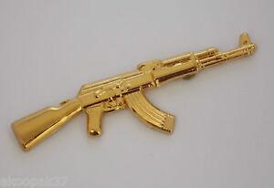 AVTOMAT KALASHNIKOVA 47 AK47 KALASHNIKOV ASSAULT RIFLE ...  Real Golden Guns