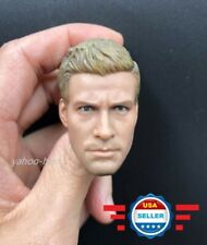 Custom Jake Gyllenhaal 1//6 Head Sculpt for Hot Toys TTM19 Muscular Body