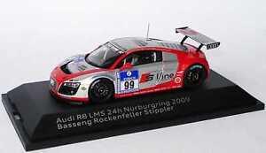 1:43 Audi R8 24h Nürburgring 2009 Phoenix Rockenfeller Stippler Pool Fahmy
