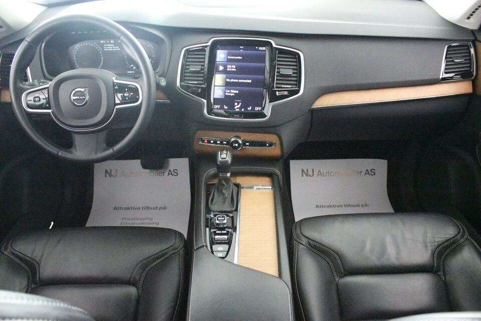 Volvo XC90 2,0 D5 225 Inscription aut. AWD Diesel 4x4 4x4
