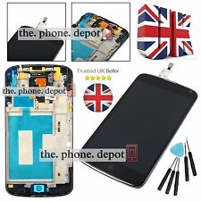 For LG E960 Google Nexus 4 LCD Display Digitizer Touch Screen Frame Replacement