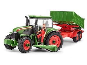 Revell Traktor mit Anhänger | 00817 D