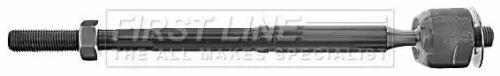 Single Tie Rod Axle Joint FTR5189 by First Line Genuine OE