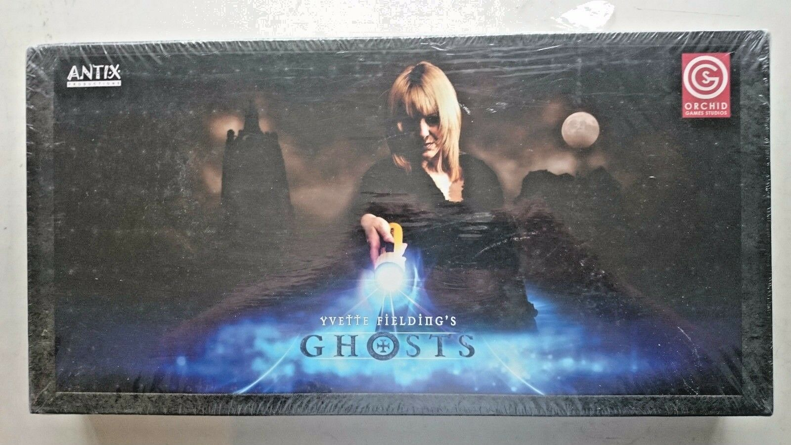 Most Haunted Yvette Fielding's Ghost's Game By Antix 2006 (New and Sealed)