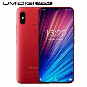 UMIDIGI F1 Play Android9.0 Smartphone 6.3''  6Go 64Go téléphone intelligent 2SIM