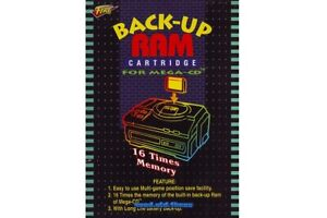 # Sega Mega-cd-pal Back-up Ram Cartridge-juste Le Module-sans Emballage #-afficher Le Titre D'origine