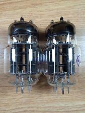 6S33S-V 6C33C-B Audiophile Triodes Lot of 2 NOS
