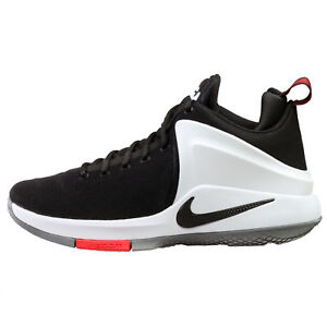 cb9b3574b8f Image is loading Nike-Zoom-Witness-Lebron-James-Mens-Basketball-Shoes-