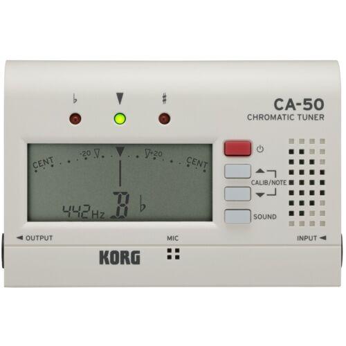Korg CA-50 Accordatore Cromatico per Strumenti Orchestrali