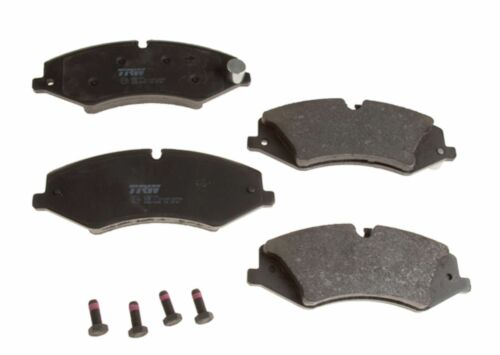 TRW FRONT Pads Disc Brake Pad Set kit with Sensor for Land Rover 2010-2016 LR4