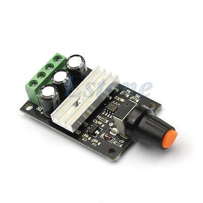 New PWM DC Motor 6V 12V 24V 28V 3A Speed Control Switch Controller