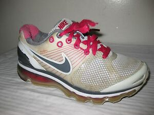 Nike Air Max # 386374-103 Women Sneakers Shoes Size EUR 36.5 US 6