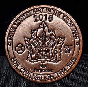 2018-Nova-Scotia-039-s-Part-in-the-Great-War-Copper-Medal