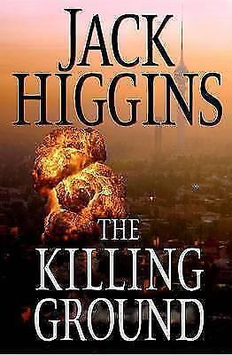 Killing ground by Jack Higgins