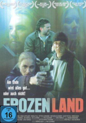 1 von 1 - DVD FROZEN LAND (aus Finnland) ein Film im Stil von L.A.Crash *** NEU ***