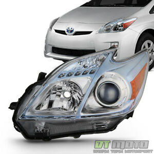 Image Is Loading For 2010 2017 Toyota Prius Headlight Lamp Replacement