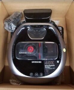 Samsung-R7070-PowerBot-Cyclone-Force-Robotic-Pet-Vacuum-Cleaner-Used