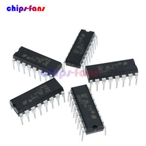 5PCS-L293D-L293-Push-Pull-Four-Channel-Motor-Driver-IC-DIP-16
