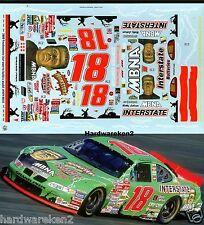 NASCAR DECAL #18 FRANKENSTEIN BOBBY LABONTE 2000 PONTIAC GRAND PRIX  JWTBM