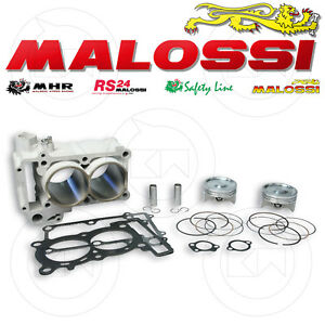 Enthousiaste Malossi 3113687 Bicylindre 4 Stroke Ø70 Aluminium Yamaha Tmax 500 Ie Lc 2006 Vente En Ligne Du Dernier ModèLe En 2019 50%