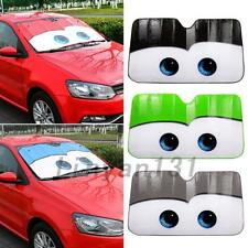 Cartoon Car Windshield Visor Cover Front Rear Block Window Sun Shade 6  Colors AU 26981c9e1b4